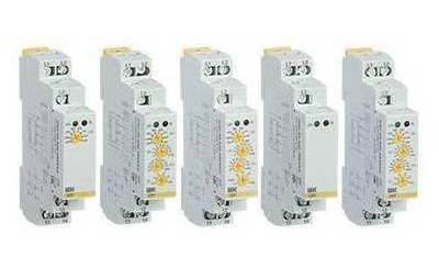 Модульное реле времени, уровня, реле импульсное, реле контроля фаз, реле контроля напряжения, реле контроля тока