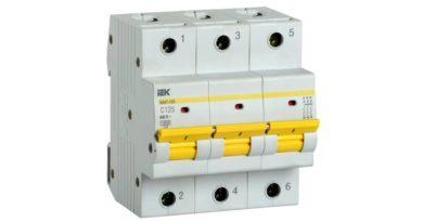 Автоматические выключатели ВА47-150