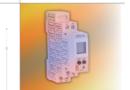 Многофункциональное цифровое реле времени CRD-18 с ЖК-дисплеем
